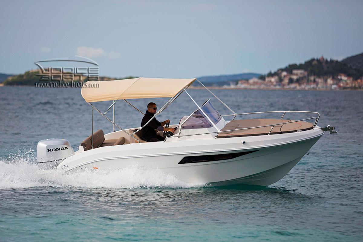 Atlantic Marine Sun Cruiser 630 Vodice Boats